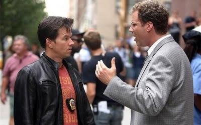 Foto de 'The Other Guys', con Will Ferrell y Mark Wahlberg, cartel animado y fotos (1/8)