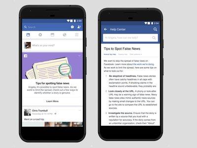 Colombia se encuentra entre los 14 países en los que Facebook estrenará manual para identificar noticias falsas