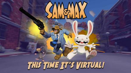 Sam y Max regresarán en 2021 con Sam & Max: This Time It's Virtual, una nueva aventura para realidad virtual