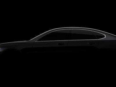 Volvo nos emociona con un teaser de su nuevo sedán, el S90