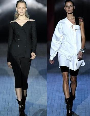 Alexander Wang Otoño-Invierno 2009/2010 en la Semana de la moda de Nueva York