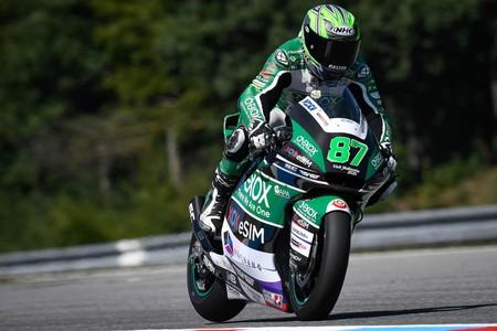 Remy Gardner le arrebata a Jorge Martín la pole position de Moto2 en Austria