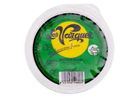 Alerta alimentaria en Andalucía por presencia de Listeria en queso fresco de cabra y vaca de la marca Los Vázquez
