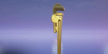 Desafío Fortnite: busca diferentes llaves para tubos dorados. Solución