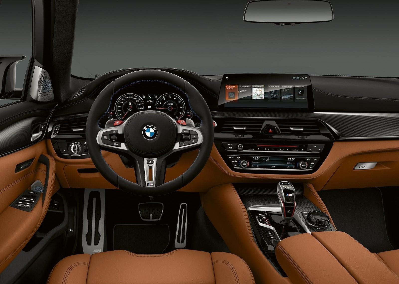 Foto de BMW M5 Competition (8/11)