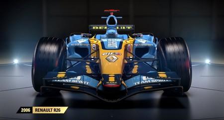 El legendario Renault R26 de Fernando Alonso protagoniza el último spot de F1 2017