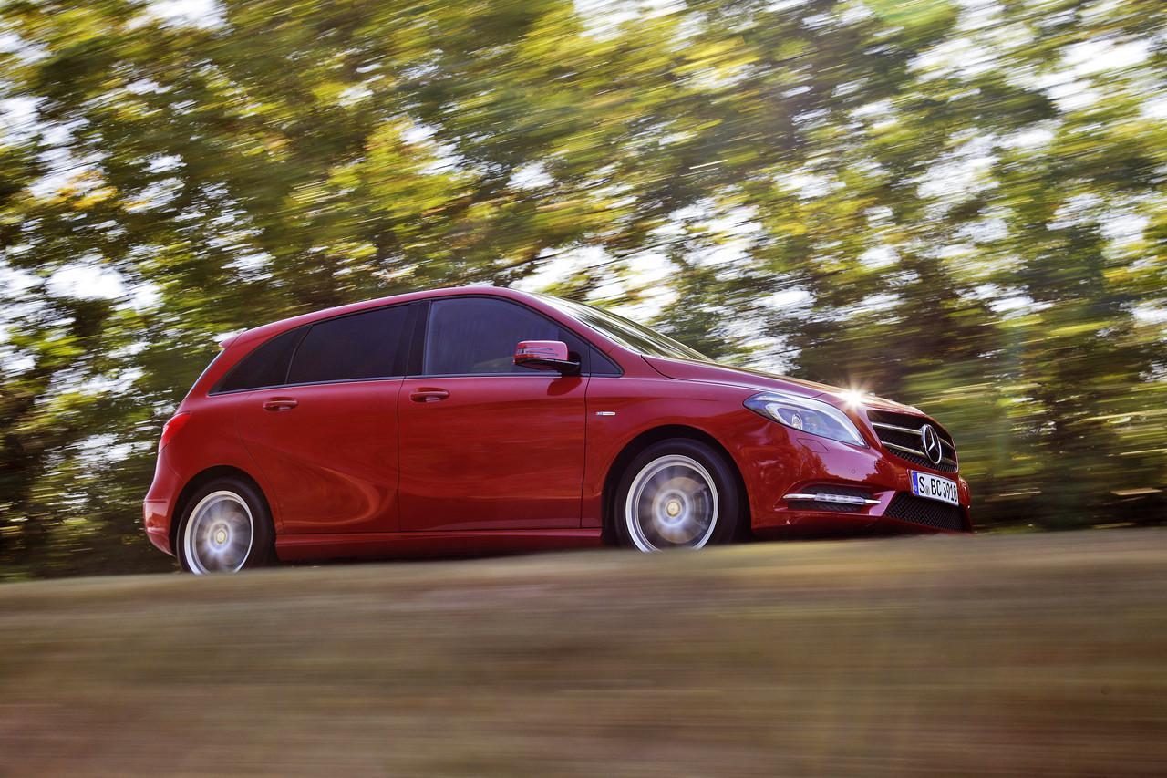 Foto de Mercedes-Benz Clase B (6/104)