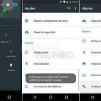 Cómo activar el configurador de IU del sistema, la personalización oculta de Android Marshmallow