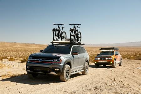 Volkswagen Atlas Adventure Concept And Atlas Basecamp Concept 10440
