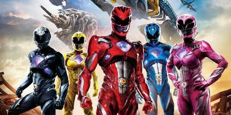 'Power Rangers' pone su nuevo reinicio en manos del creador de 'The End Of The F***ing World'