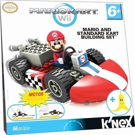 K'NEX nos propone construir nuestro propio mundo con Super Mario y sus amigos
