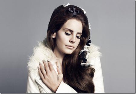 Lana del Rey, imagen de H&M para Otoño-Invierno 2012/2013