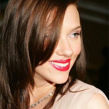Scarlett Johanson morenaza en 2006