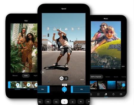 GoPro cambia su app por Quik: permitirá la edición gratuita de fotos y videos tomados desde smartphones y cámaras SRL