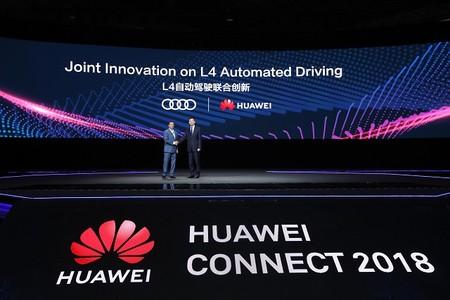 Audi Huawei