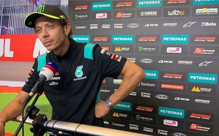 Rossi Assen Motogp 2021 2