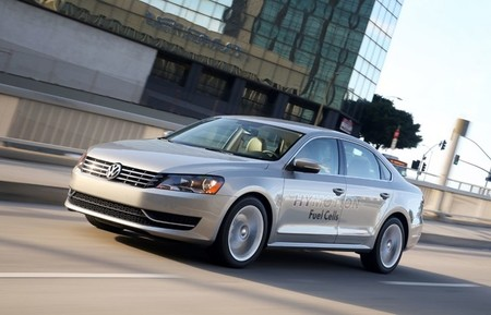 Volkswagen Passat Usa Hymotion
