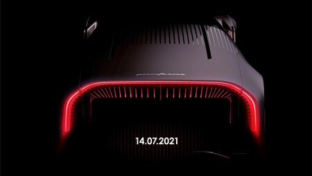 Pininfarina está tramando algo: un coche nuevo que será desvelado el 14 de julio