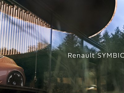 Renault enseña tímidamente al Symbioz, el concept que anticipará al Megane eléctrico y autónomo de 2030