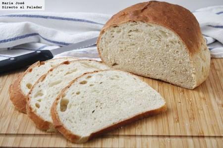 Pan de sésamo rápido, receta con y sin panificadora