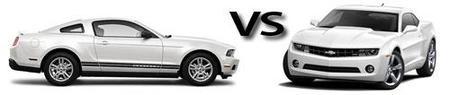Pony Wars: ¿aguantará el Ford Mustang la embestida del Chevrolet Camaro?