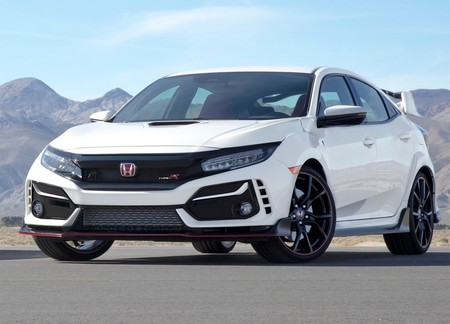 Honda Civic Type R 3
