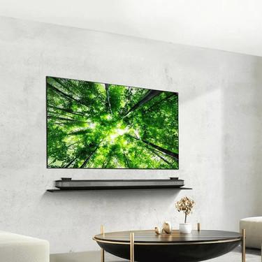 El televisor como elemento de diseño en el hogar