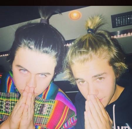 Justin Bieber Coleta