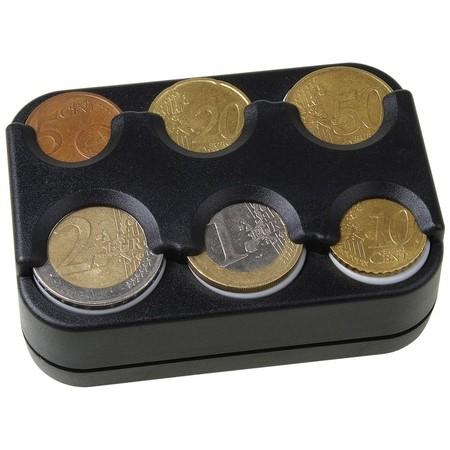 Portamonedas Ollytrading HR 857 de seis compartimentos por 9,14 euros en Amazon