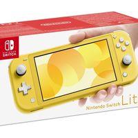 Nintendo Switch Lite: este será su precio en México