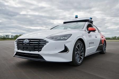 Yandex Hyundai Sonata Autonomo