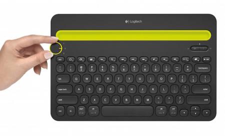 Logitech K480, el teclado multidispositivo de Logitech llega a México