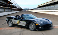 Corvette Z06 427 Limited Edition y Corvette Indy 500 Pace Car para Europa