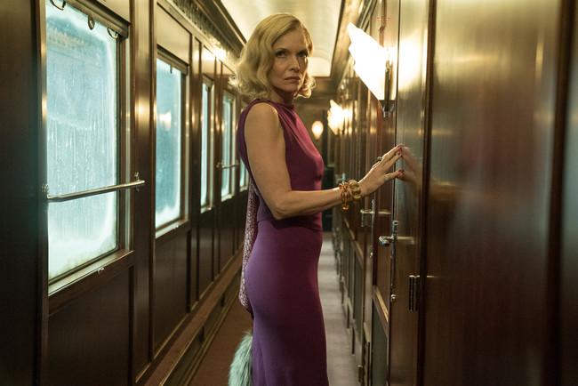 Michelle Asesinato En El Orient Express