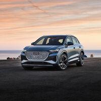 Nuevo Audi Q4 e-tron: ahora un SUV eléctrico de 300 CV y 520 km, desde 44.460 euros