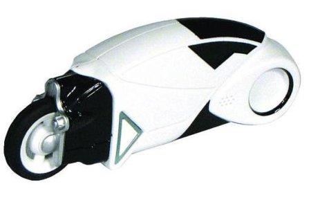 Memorias USB inspiradas en la moto de Tron