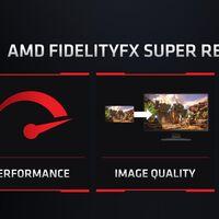 AMD FidelityFX Super Resolution, la competencia de DLSS será open source y hasta funcionará con tarjetas Nvidia