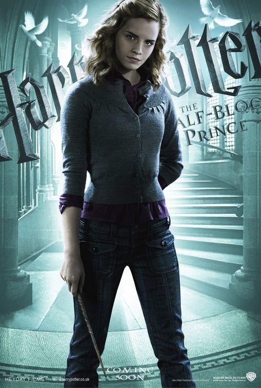 Foto de 'Harry Potter y el misterio del príncipe', nuevos carteles de los protagonistas (3/6)
