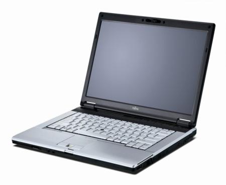 Fujitsu Lifebook S7220, con pantalla de 14 pulgadas