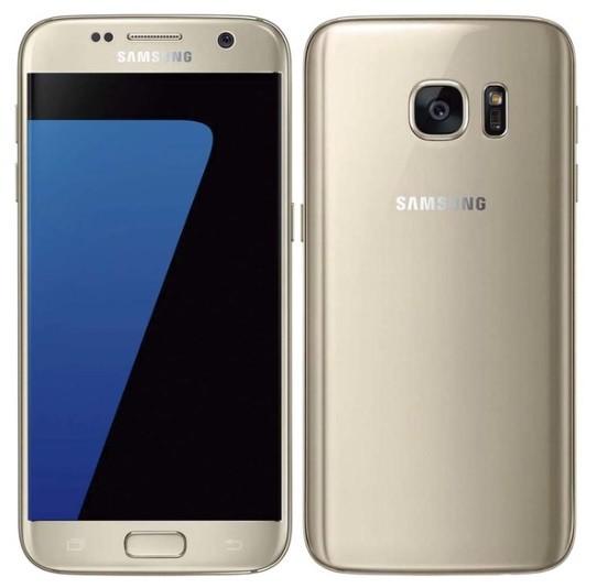 Smartphone libre Samsung Galaxy S7 dorado 32GB