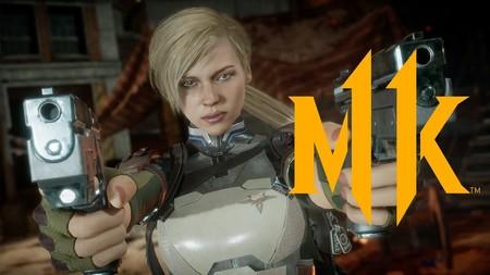 Mortal Kombat 11: Cassie Cage entra en escena y su Fatality te dolerá hasta a ti