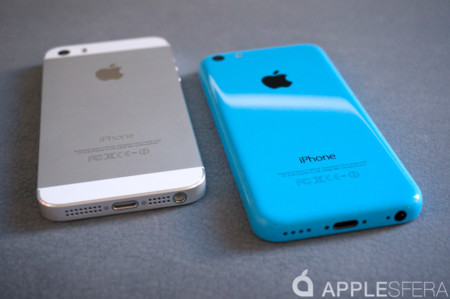 Analisis iPhone 5c Applesfera iPhone 5s