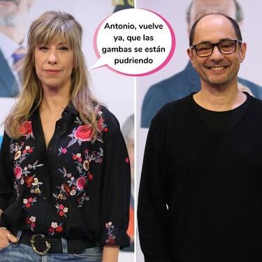 Nathalie Seseña, compañera de Jordi Sánchez ('La que se avecina'), actualiza el estado de salud del actor tras casi 1 mes ingresado