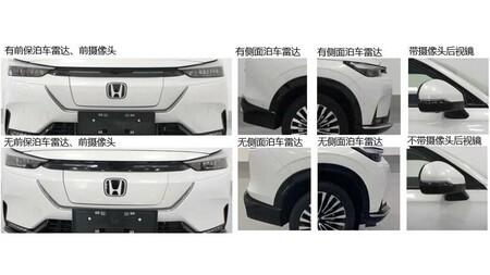 Honda Hrv Electrica Primeras Imagenes 1