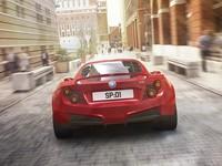 Detroit SP:01, el deportivo eléctrico de los 249 km/h, será una realidad en 2015