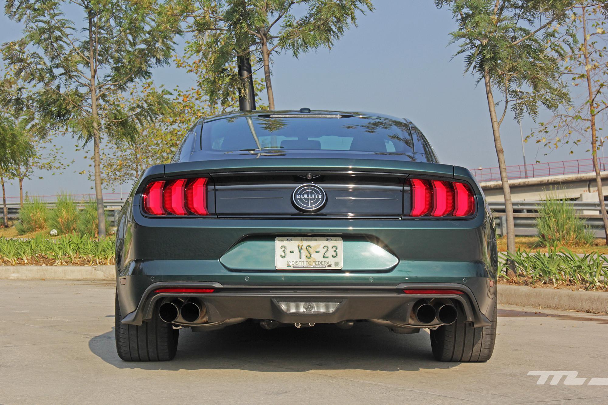 Foto de Ford Mustang Bullitt (11/30)