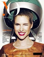 Judit Mascó, feliz y guapa en la portada de Yo Dona
