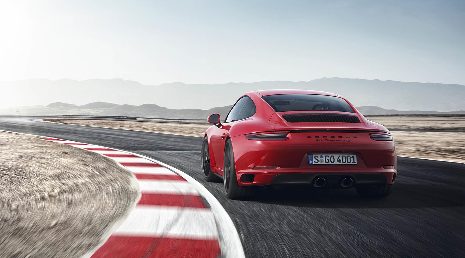 Foto de Porsche 911 Carrera GTS 2017 (9/20)