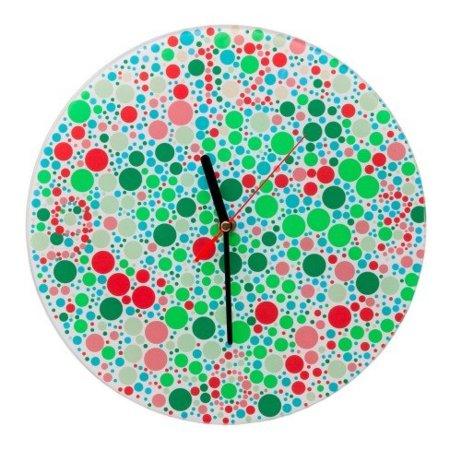Un reloj a prueba de daltónicos