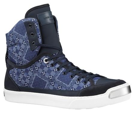 Zapatillas de lujo para hombres de la mano de Louis Vuitton